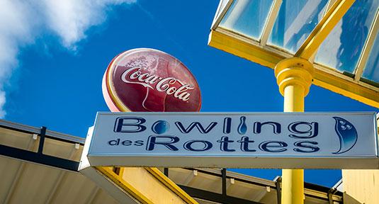Bowling près de Sion