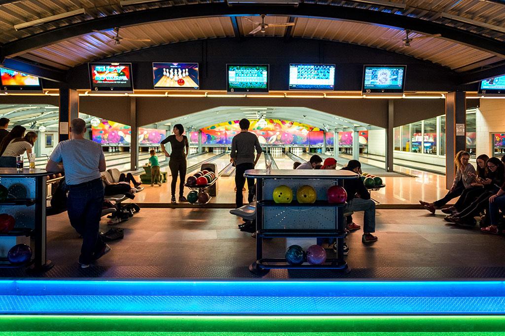 Bowling à Gogo, bowling à volonté
