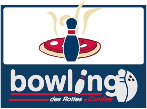Offre spéciale pizza du Bowling des Rottes